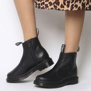 Dr. Marten 2976 W Zips Ankle Boot 9